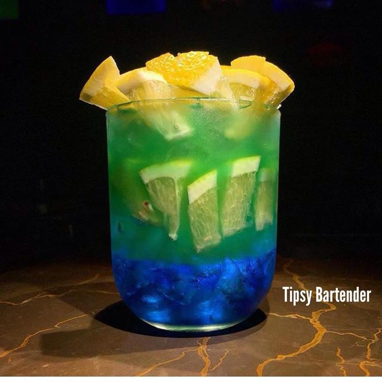 AMAZONAS LEMON Cocktail