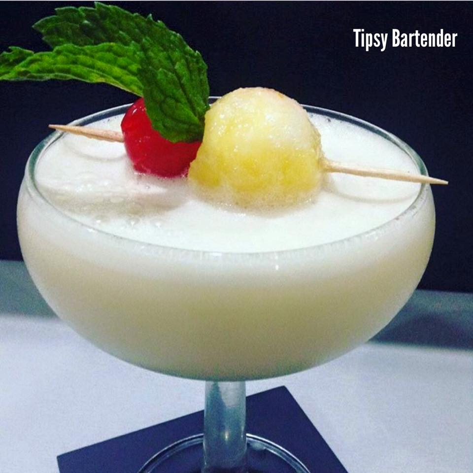 Charly Colada Cocktail