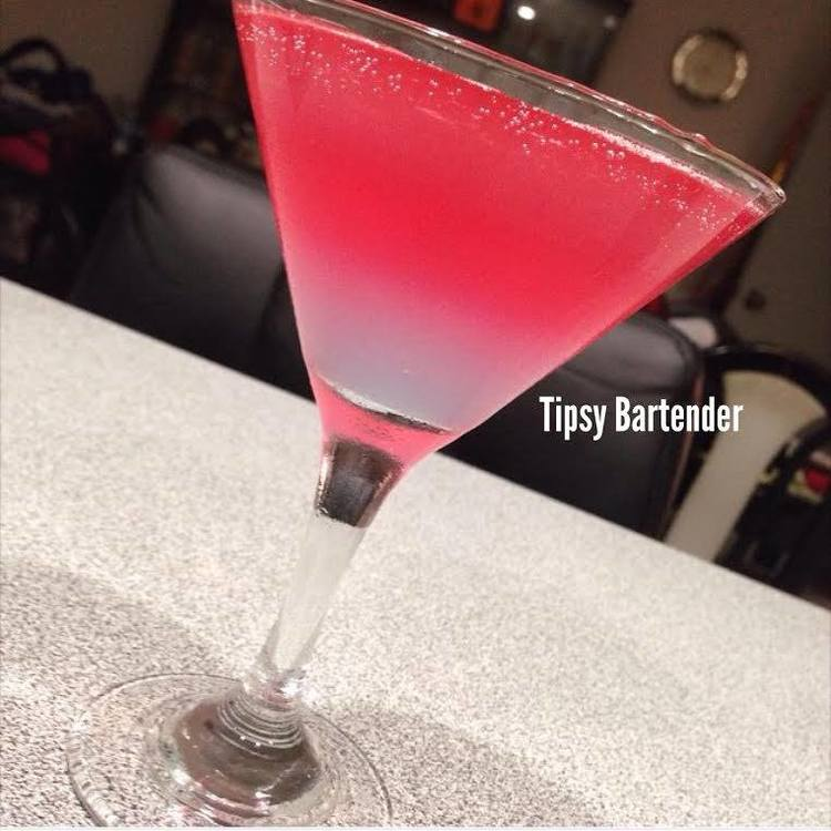 ORGASMIC BERRY Cocktail