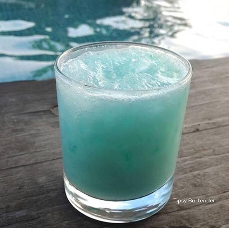 Tiny Smurf Cocktail