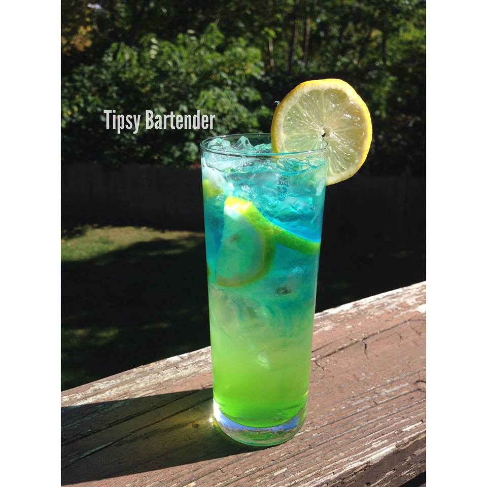 Tasty Lemon Cocktail