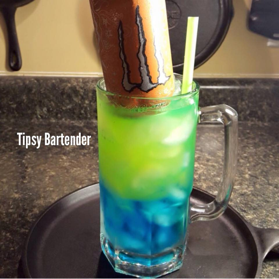 Trash Can Cocktail
