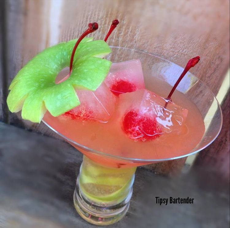 APPLE ISLAND Cocktail