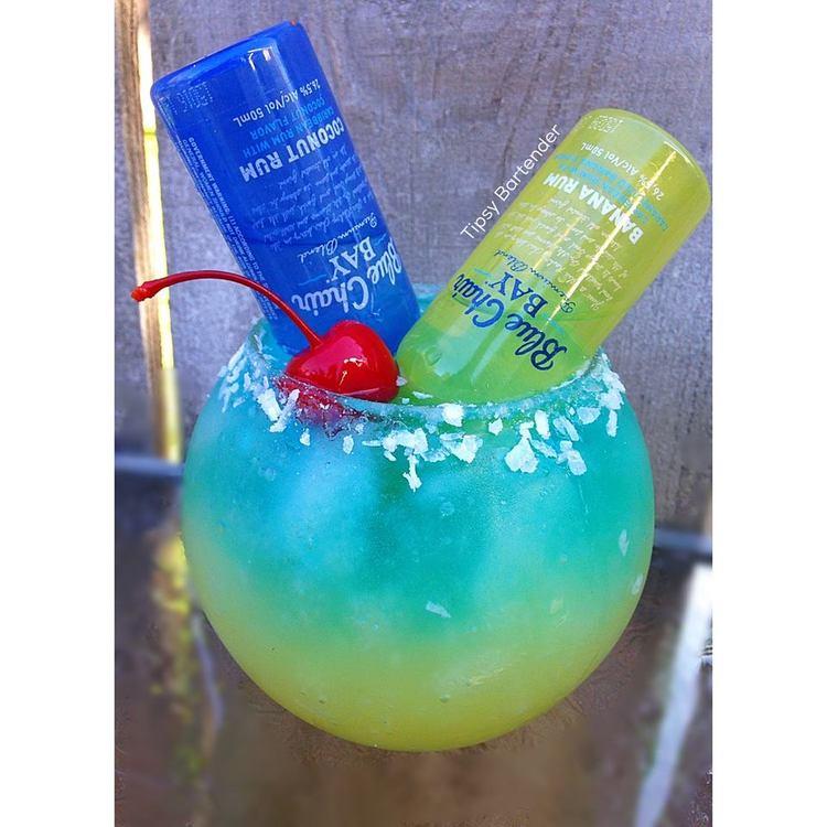 Bahama Blues Cocktail