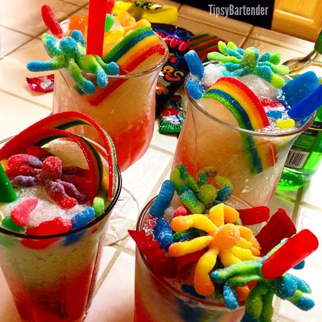 CANDY RUSH Cocktail