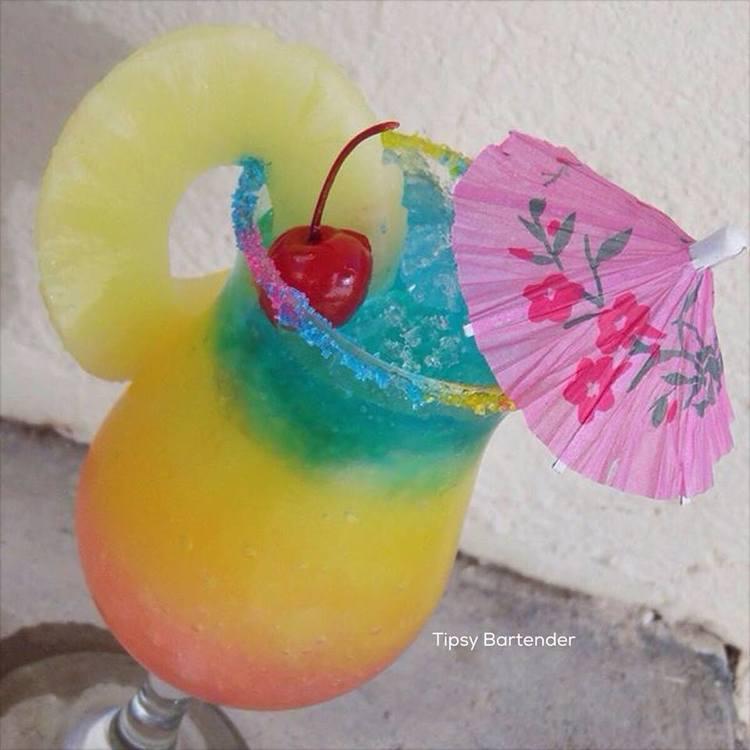 Caribbean Carnival Cocktail