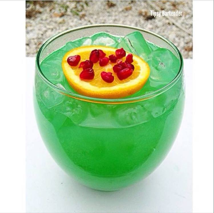 CASEY'S KOOLAID Cocktail