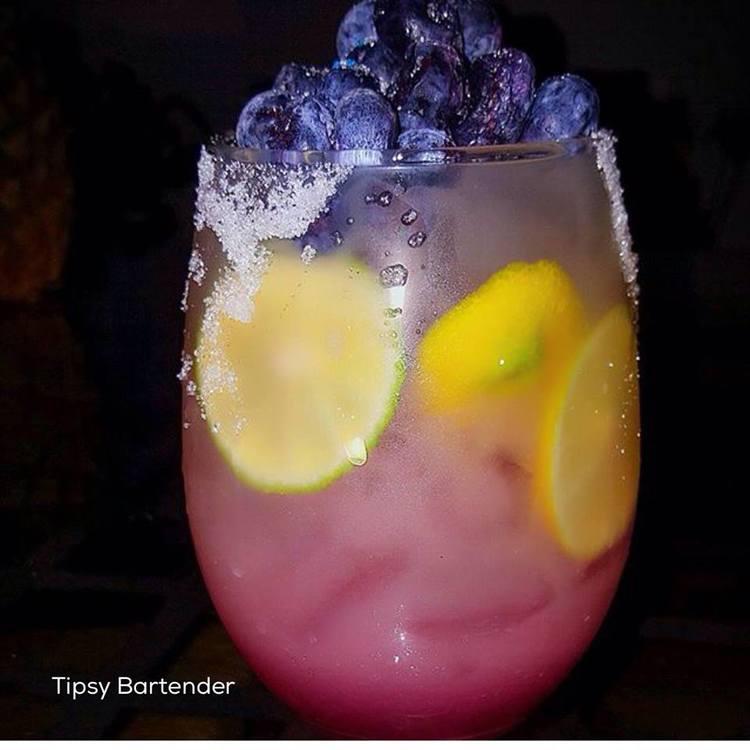 Friday Night Jumpoff Cocktail