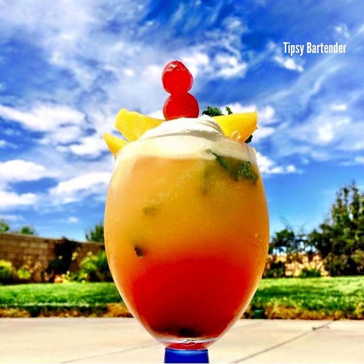 HAWAIIAN PIE Cocktail