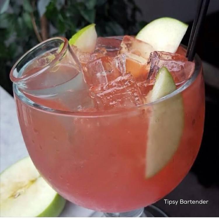 Sweet Apple Sangria