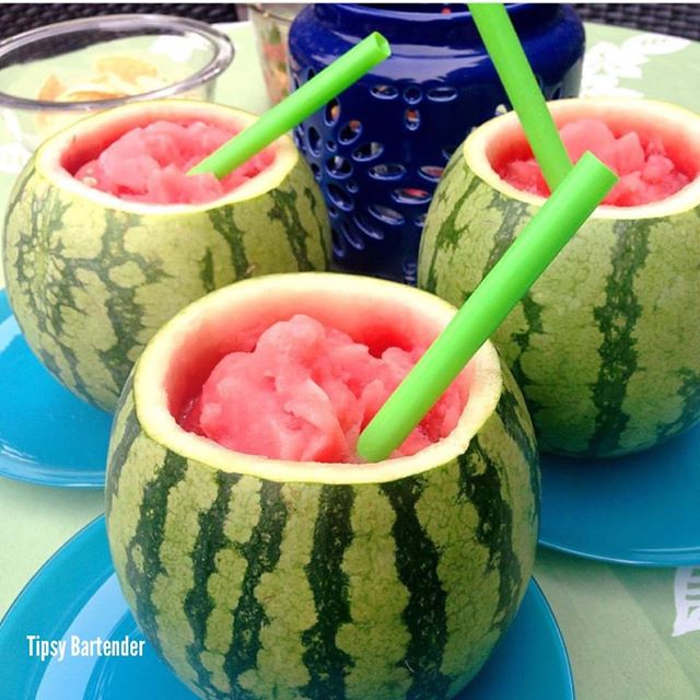 Sexy Watermelon Cocktail