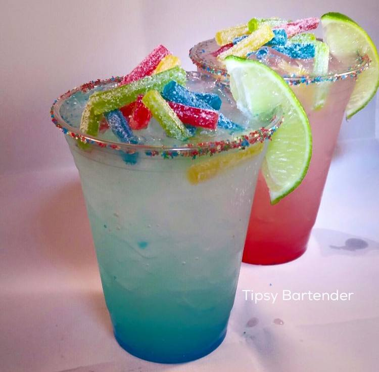 Sour Candy-Rita Cocktail
