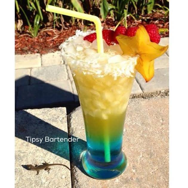 Southern Oasis Cocktail
