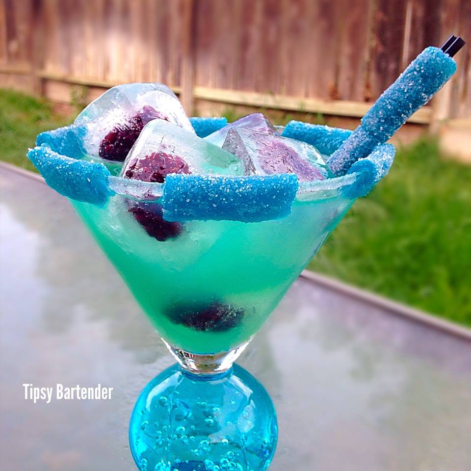 Blue Dream Cocktail