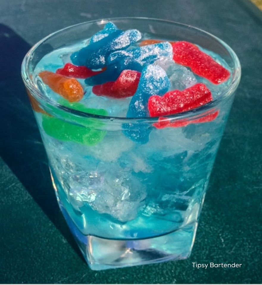 Drunk Lil Kids Cocktail