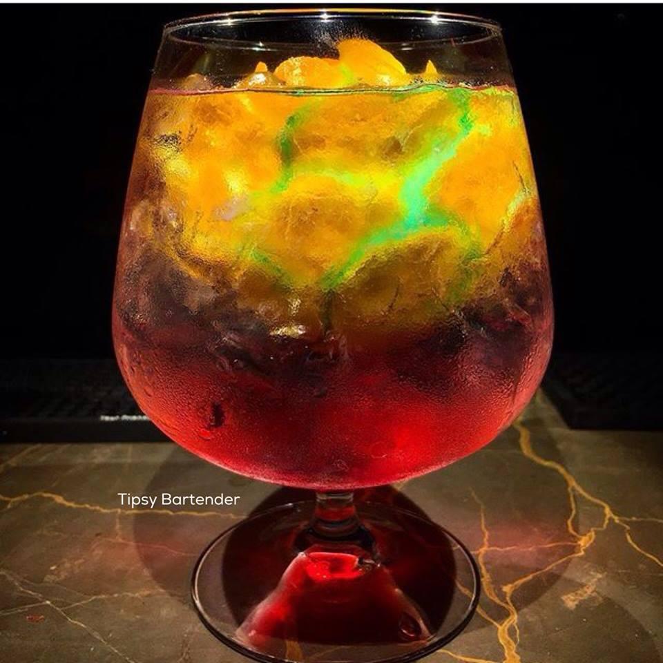 Galaxy Cocktail
