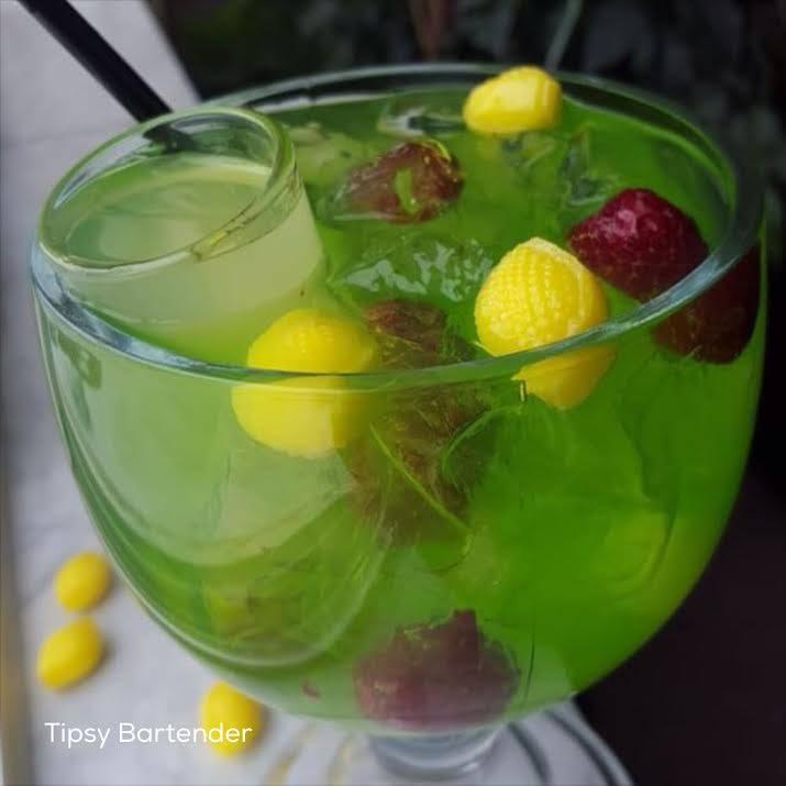 Lemon Razz Sangria