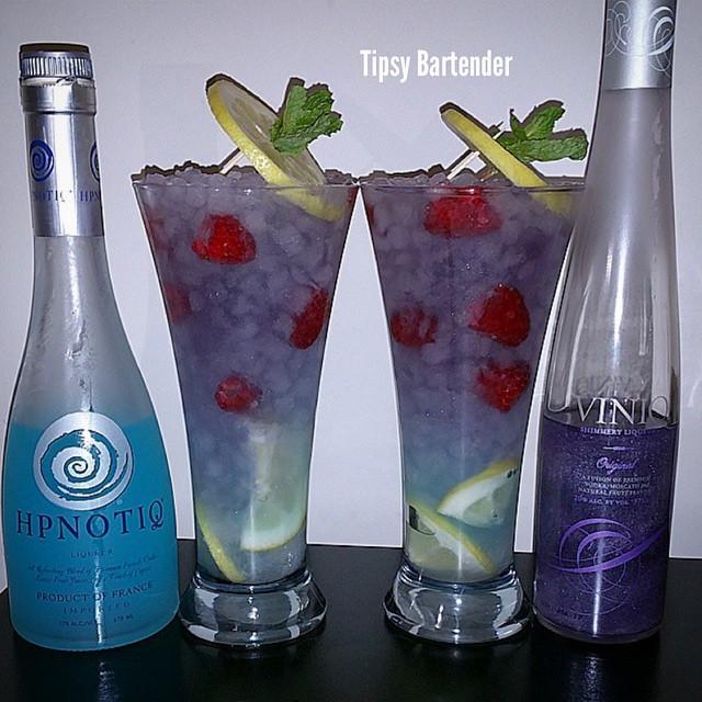 Menage a Trois Cocktail