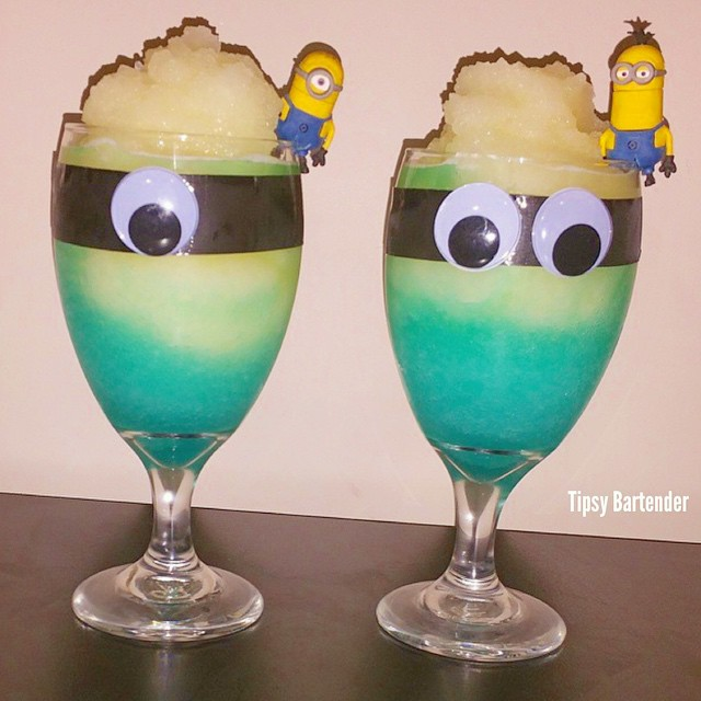 One in a Minion Cocktail