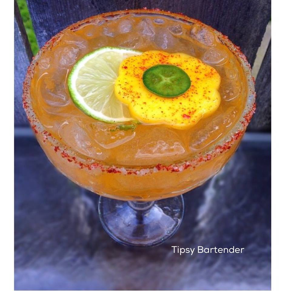 Spicy Mar-Glow-Rita