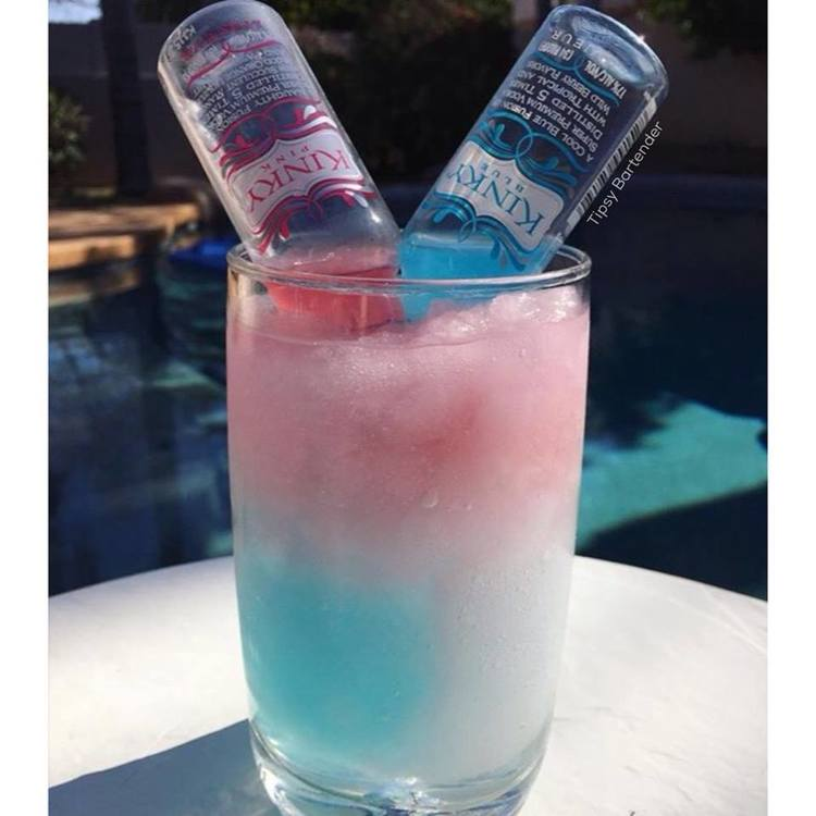 Seltzer Skies Cocktail