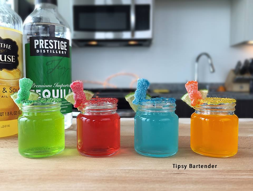 Sour Patch Shots