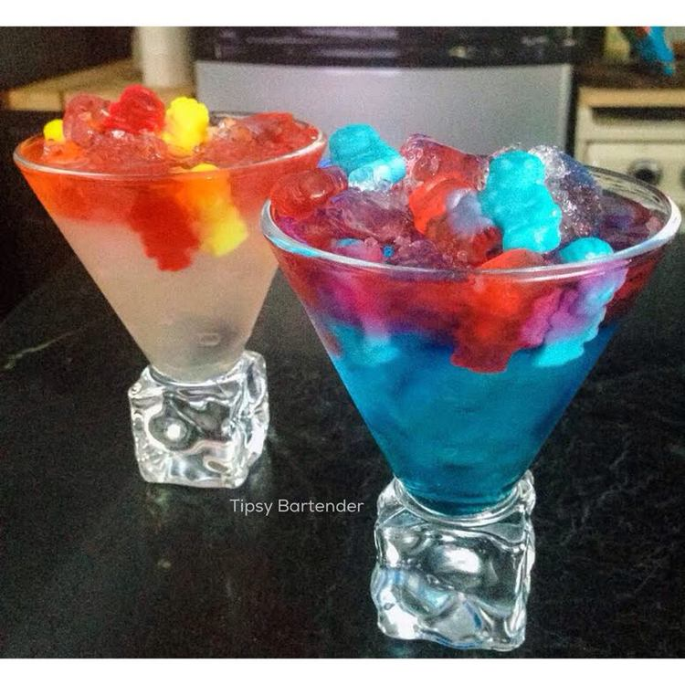 The Alcoholic Twins Cocktails