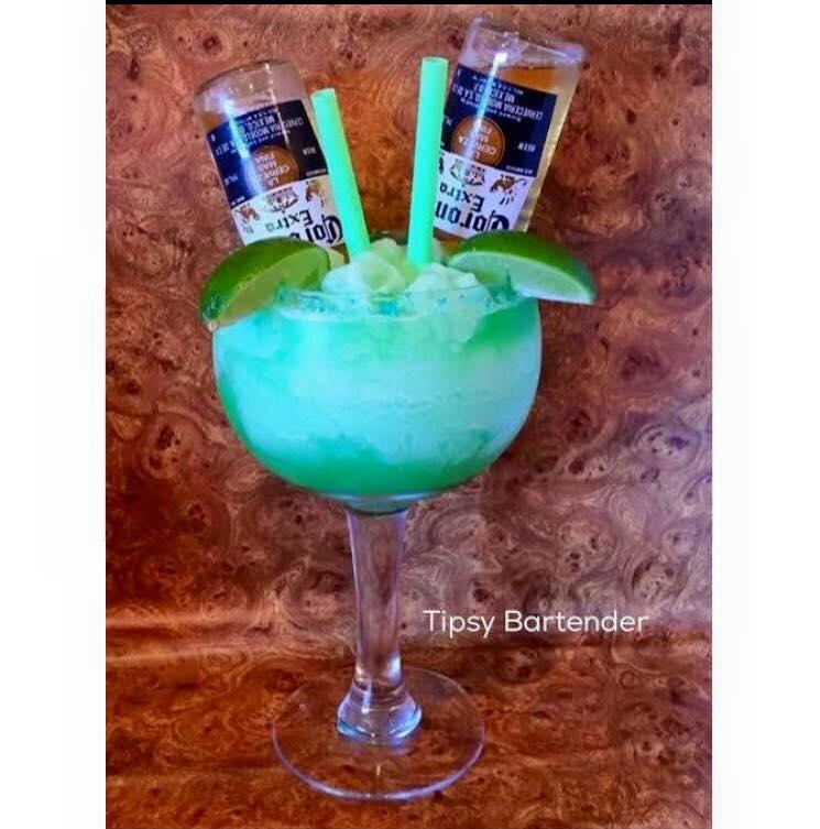The Double Margarita