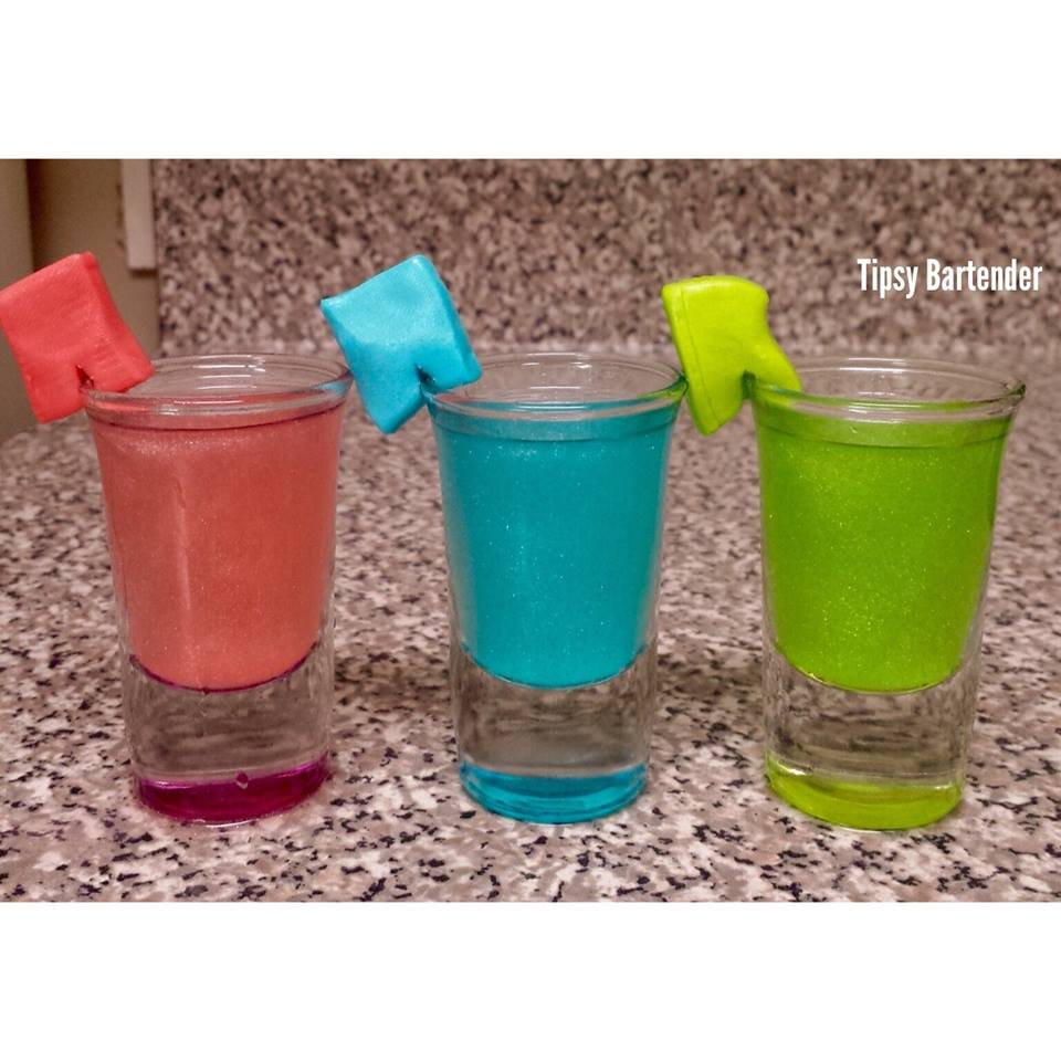 Powerpuff Girls Shots