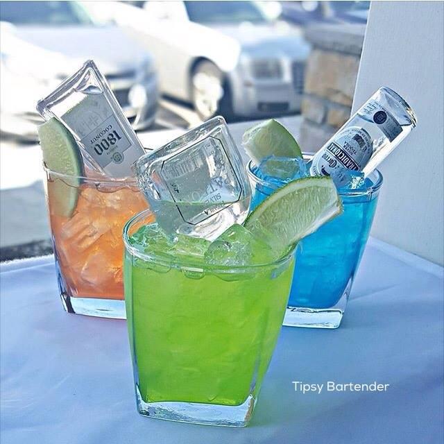 Los Tres Amigos Cocktails