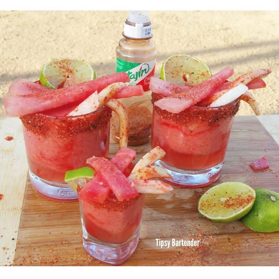Sandia Fria Cocktail