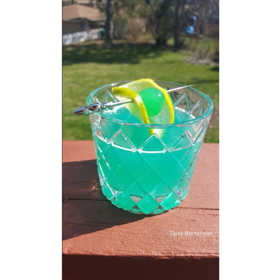 Tipsy Splash Cocktail