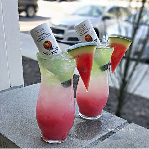 Watermelon Surprise Cocktail
