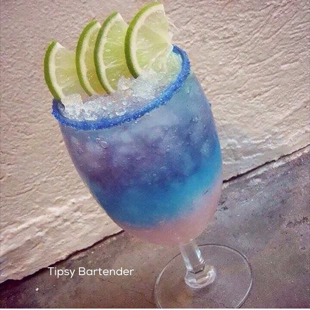 Wolfberry Charge Cocktail