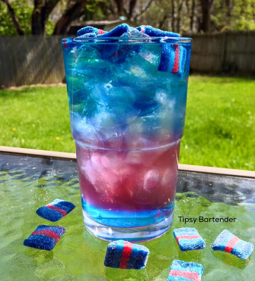 The Outer Galaxy Cocktail