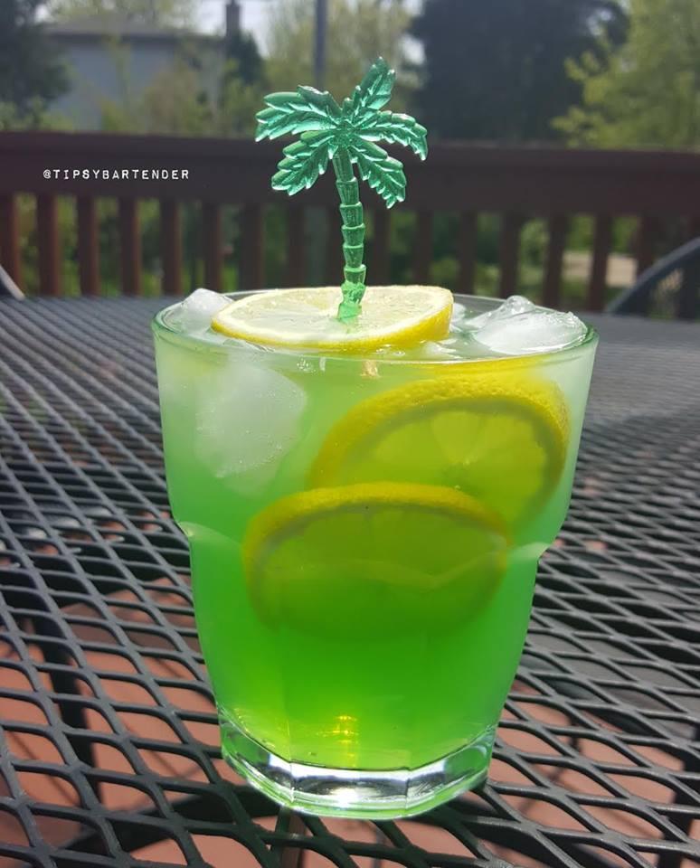 Bahama Vacation Cocktail
