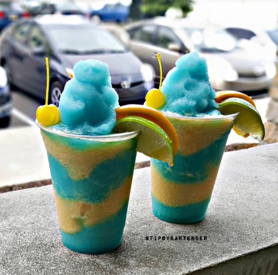 Blue Mango Margarita