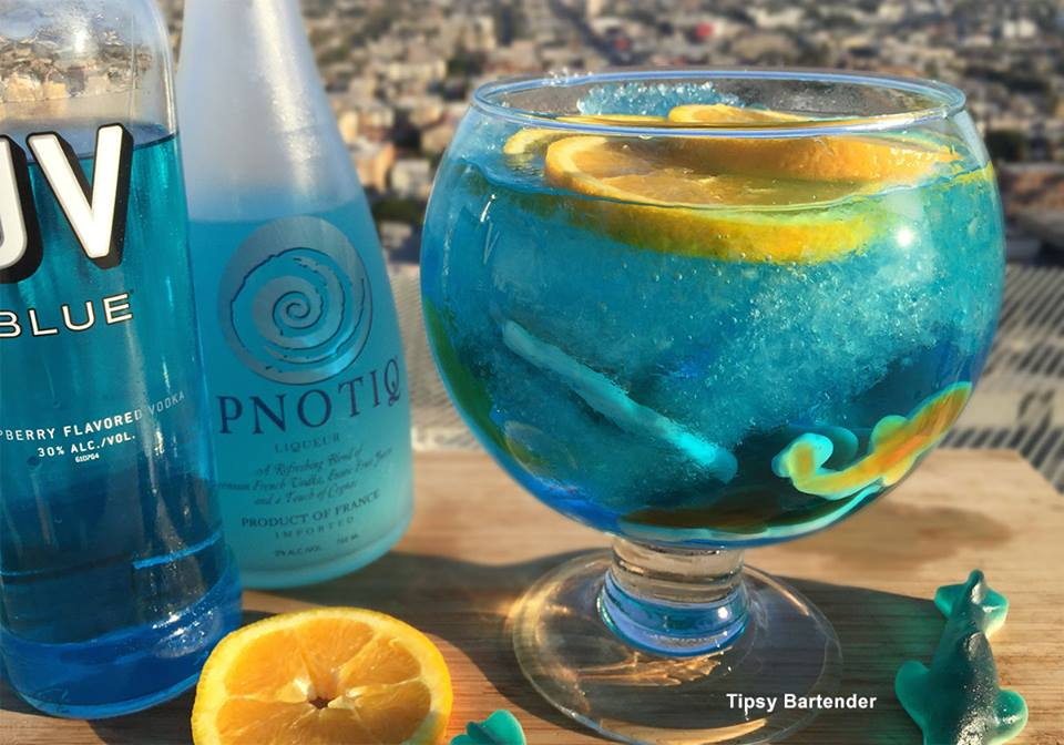 Great White Shark Week Cocktail