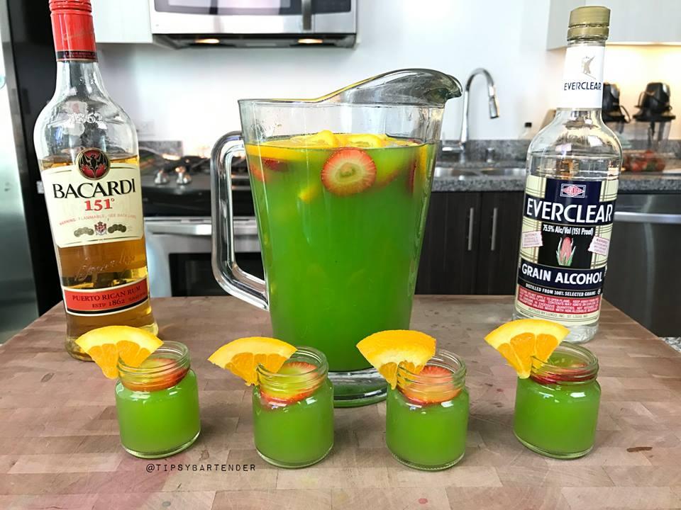 Green Jungle Juice