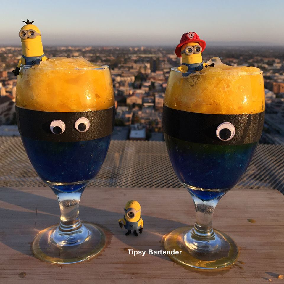 Minions Cocktail