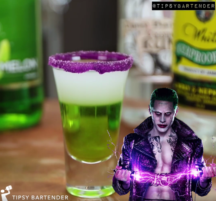 The Joker Shot