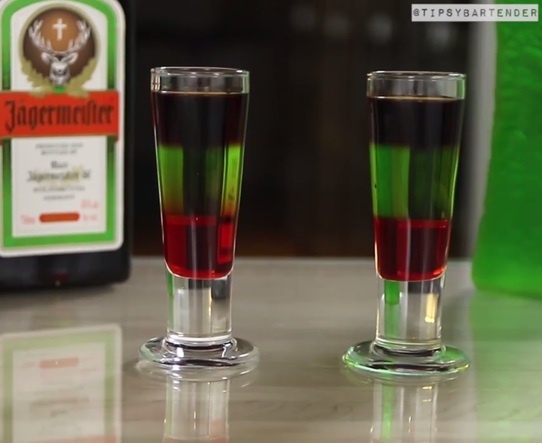 Alligator Tail Shots